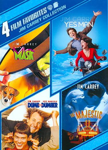 4 FILM FAVORITES:JIM CARREY BY CARREY,JIM (DVD)